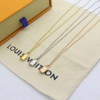 colar de extremidade oriental venda por atacado-Europa e Amercia Moda Feminina Jóias Banhado A Ouro Bloqueio Colar de Pingente de Pulseira para Meninas Mulheres para Festa de Casamento