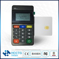 Wholesale south africa mobile resale online - MPOS Mobile Payment Terminal With Keypad Support IC NFC Magnetic Android Handheld NFC EMV Card Reader For South Africa HTY711