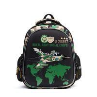дизайн детских автомобилей оптовых-2019 NEW Orthopedic School Bags for Boys  design Cartoon Car motorcycle Pattern Prints Kids waterproof School Backpacks