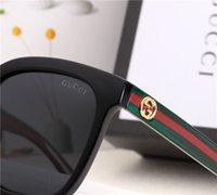 Wholesale stylish sunglasses for sale - Group buy Designer Sunglasses Luxury Sunglasses Stylish Fashion High Quality Polarized for Mens Womens Glass UV400 Style Little Bees Logo with Box