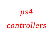 Wholesale ps4 video games resale online - Bluetooth Wireless Controller Colors for PS4 Vibration Joystick Gamepad Video Game Controller in Retail Box