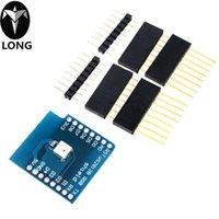 módulo de construção venda por atacado-Módulo RGB Módulo LED para Longteng d1 mini WS2812 5050 RGB LED embutido 1 Módulo colorido LED para Para d1 mini