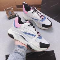 sapatos da marca francesa venda por atacado-2019 Nova Alta Qualidade B22 Das Mulheres Dos Homens Designer Francês de Marca Casuais Sapatos de Lona Malha Up B22 Formadores Sapatos de Tênis Mulheres Sneakers
