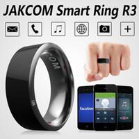 tarjeta de proximidad blanca al por mayor-JAKCOM R3 Smart Ring Venta caliente en tarjeta de control de acceso como software de boleto magicar rfid nfc