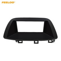 Wholesale dvd for car installation online - FEELDO Car Radio CD DVD Din Dash Panel Fascia Frame For HONDA Odyssey Dash Frame Installation Trim Kit