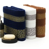 Wholesale bath towel sheets resale online - Soft Cotton Bath Towels Beach Towel For Adults Absorbent Terry Luxury Hand Face Sheet Adult Men Women Basic Towels
