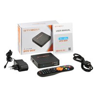 Wholesale new box receiver for sale - Group buy NEW GTMEDIA i Fire Box Super Receiver Built in WiFi Full HD Smart Set Top Box iFire TV Box with IR Remore Control