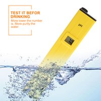 Wholesale water test pen for sale - Group buy Pocket Pen Water test Digital PH Meter Tester PH IA pH for Aquarium Pool Water Laboratory