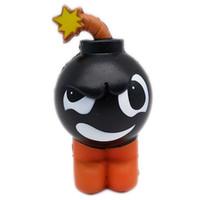сотовый телефон рождество оптовых-2018 Горячие Squishy игры Fortnite игрушки Bomberman медленно растет Bomberman декомпрессии игрушки для Рождественский подарок медленный отскок сотовый телефон ремни