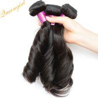 vietnamca saç toptan satış-Bakire Moğol Kamboçyalı Birmanya İnsan saç ürünleri 3/4/5 demetleri Vietnamca Çin bakire saç atkı işlenmemiş remy doğal saç örgü