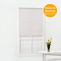 Wholesale aluminum base plates for sale - Group buy SCHRLING Base system with mm Aluminum Tube Roller Blinds Curtains Daylight On Windws for Living Room jalousie Customized Size