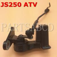 Wholesale gear levers resale online - PARTSABCD JS250 Jianshe CC ATV Gear Lever Assy