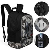 камуфляжный наружный рюкзак оптовых-Men Large Capacity Travel Backpack Camouflage School Bags For Teenagers Outdoor Hiking Trekking Hunting Camping Bagpack