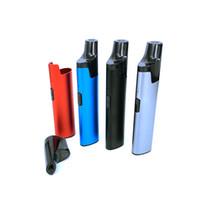 kit mini cabo usb venda por atacado-Vape Cartucho Pod 1.8 ml Tanques Carts Óleo Grosso Vaporizador Mini Fog Atomizador Kits Kit Vape Caneta E Cig starter kit Com Cabo USB