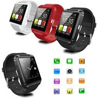Wholesale u8 smart watch for windows phone for sale – best DZ09 smartwatch android GT08 U8 A1 samsung smart watchs SIM Intelligent mobile phone watch can record the sleep state Smart watch