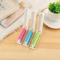 Wholesale carpet roller brush for sale - Group buy 2019 Portable sticky remover brush Carpet Bed Sheet Dust Removal Brush Lint Rollers Washable Clothing dust brush Washable Lint Roller