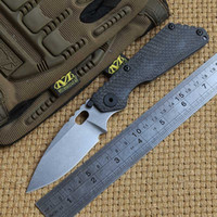 Wholesale titanium copper knife for sale - Group buy DICORIA SNG folding knife D2 blade Copper washers bearing carbon fibre titanium camping hunting outdoor fruit Knives EDC tools