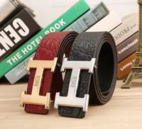 accessoires de ceinture de cuir achat en gros de-Raccords de ceinture en cuir styliste à la mode et populaire homme simple en cuir 3,8 cm boucles de ceinture boucles de ceinture simples de qualité supérieure