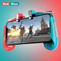 Wholesale game controller gamepad for ios for sale - Group buy Colorful AK16 Gaming xbox Joystick Gamepad Trigger Fire Button L1R1 Shooter Stretchable PUBG Game Controller for IOS Android