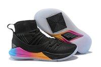 ingrosso scarpe da basket correre-2019 NUOVO Currys 5 Scarpe da Basket Alta 5s GOLD PACK Uomini Sneakers Giorno Scarpe Da Ginnastica Mens Sport Designer Scarpe Da Corsa Scarpe C01