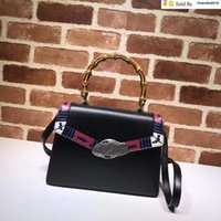 Wholesale yiwu bamboo for sale - Group buy chenfei2019 MG Fashion bamboo wrist messenger bag HANDBAGS SHOULDER MESSENGER BAGS TOTES ICONIC CROSS BODY BAGS TOP HANDLES