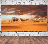 ingrosso tela egizia-Egypt Egypt, HD Canvas Print Home Decor Art Painting (Senza cornice / Incorniciato)