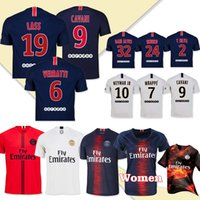 0e4b677ed39 Wholesale sell football shirts for sale - New hot selling PSG Cavani home  Away Soccer Jersey