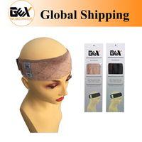 Wholesale male hand bands resale online - igs Hand Made non slip Wig Grip Flexible Elastic Velvet Scarf Comfort Head Band Adjustable Fastern