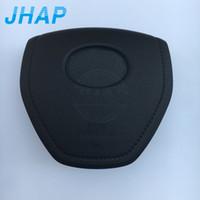 ingrosso la rotella copre il trasporto libero-Spedizione gratuita Driver SRS Airbag Covers Per Auto 13-16 RAV4 15-16 Corolla Airbag copertura del volante (emblema / Logo Includi)