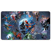 Wholesale games posts resale online - Magic Board Game Playmat DC Comics Post Convergence cm size Table Mat Mousepad Play Matwitch fantasy occult dark female wizard2Trial o