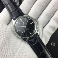 melhor relógio de pulso automático venda por atacado-2019 relógios de melhor qualidade relógio dos homens totalmente automático movimento mecânico relógio de pulso frete grátis