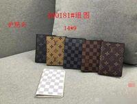 Wholesale briefcase wallet for sale - Group buy 0284Men s wallet cardboard briefcase handbag fashion bag and retro bag