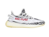 772393a65 Adidas Yeezy Yeezys Zebra Beluga Bred Cream White Red Kanye West 350 Boost  V2 Men Running Shoes Women Fashion Sport Sneakers Free Shipping Size 36-46