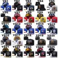 Wholesale american football snapback hats resale online - Hot Sale American Football Fashion hip hop sport cap for Men Women Baseball Hats Team Caps Snapback Sport Hats Mix Order