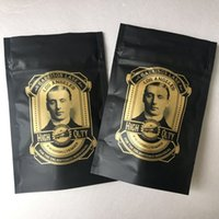 Wholesale stand up pouch bags online - Garrison Lane Package BILLY KIMBER OG Flavors Ziplock Smell Proof Bags Only Packaging Pack Zipper Stand Up Pouch for Dry Herb Flowers
