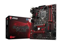 Wholesale Details about MSI Intel Socket Z370 Chipset Gaming Plus D4 ATX Motherboard Black