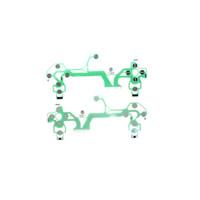 гибкая пленка оптовых-Печатная плата ленты пленки Flex ленточный кабель для PS4 Pro Тонкий контроллер проводящей пленки Клавиатура прогибается JDS 050 055 JDM-050