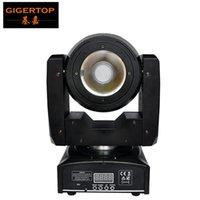 tp mini al por mayor-TIPTOP Mini 60W Led cabeza móvil Luz O-R-S-A-M Lámpara LED RGBW 4IN1 Efecto de haz de color Lente de ángulo de 4 grados Lente grande Buen haz Escáner TP-L6W9