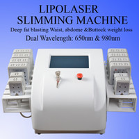 Wholesale diode laser lipo machine for sale - Group buy Lipo Laser Machine Liposuction Lipolaser Machine Body Shaping Fast Weight Loss Device Laser Diodes Fat Removal Machine For Sale