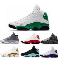 Wholesale basketball shoes names for sale - Group buy New Arrival s DMP Playoff Island Green Jumpman Men Basketball Shoes Celtics Lakers Rivals Chicago He Got Name Black Cat Mens Sport Snea