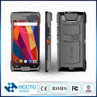 scanner portátil bluetooth venda por atacado-Android 6.0 4G Handheld Robusto Leitor de Código de Barras Sem Fio PDA 1D NFC RFID Wifi Bluetooth GPS Coletor de Dados C50L-1