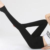 ae6b59811c9787 2019 New Women Heat Fleece Winter Stretchy Leggings Warm Fleece Lined Slim  Thermal Pants BS88