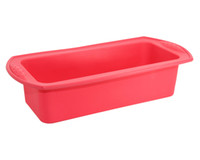Wholesale bakeware loaf pans for sale - Group buy Toast Bread Mold Rectangle Shaped Silicone Cake Mold Loaf Pastry Baking Bakeware DIY Cake Non Stick Pan Baking Supplies