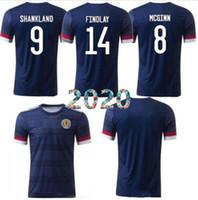 Wholesale scotland jersey xxl resale online - 2020 Scotland soccer jersey Scotland football shirt ROBERTSON FRASER NAISMITH MCGREGOR CHRISTIE FORREST