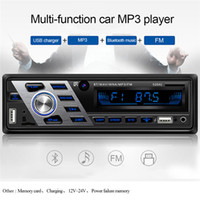 Wholesale remote mp3 player resale online - CARPRIE Car Media Car MP3 Player With USB Charger V Radio FM Bluetooth Remote SD Card Multifunctional MP3 Player