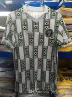 fa2eda4c297 Wholesale nigeria for sale - Group buy 1994 Retro Edition Nigeria Soccer  Jersey Okechukwu Dayo Ojo
