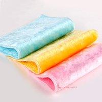 magische wischt groihandel-TL Hocheffiziente ANTI-GREASY Bambusfaser-Waschlappen-Spültuch Sauberes Handtuch Magic Kitchen Waschen Reinigungstuch