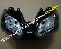 Wholesale kawasaki headlamp resale online - Motorcycle Head Light Lamp For Kawasaki EX300 Ninja300 EX Ninja Front Headlight Headlamp