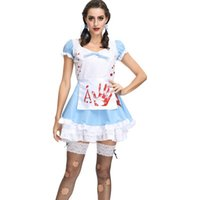 Wholesale pure lingerie for sale - Group buy Halloween Pure Maid outfit Sexy Lingerie Cosplay Apron Maid Servant Costume Babydoll Dress Uniform Role play