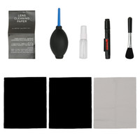 accessoires de caméra achat en gros de-Nettoyage de l'appareil photo Appareil photo Accessoires photo Kit de nettoyage pour appareils photo reflex numériques et objectifs / capteurs / écrans électroniques sensibles